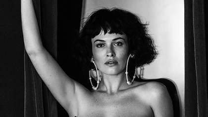 Даша Астаф'єва оголила пишні груди у провокативній зйомці Playboy: фото 18+