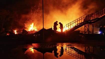 """Пожежа у таборі """"Вікторія"""": як батьки загиблих дітей добиваються правди"""