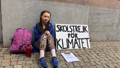 Шведська школярка Грета Тунберг стала людиною року за версією Time: що відомо про екоактивістку