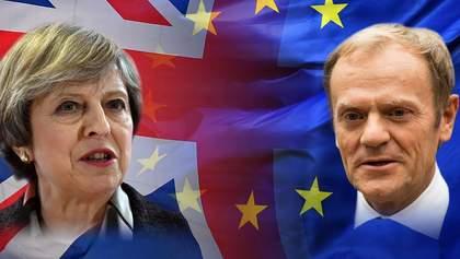 Великобританія не вийде з ЄС у березні: ухвала уряду країни