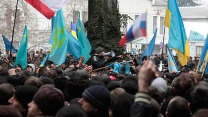 5 років з дня псевдореферендуму в Криму: якими були справжні цифри