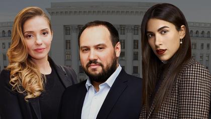 Діти кандидатів у президенти: юний хімік проти головного редактора модного глянцю