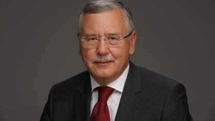 Гриценко рассказал о своих первых трех приоритетах на посту Президента
