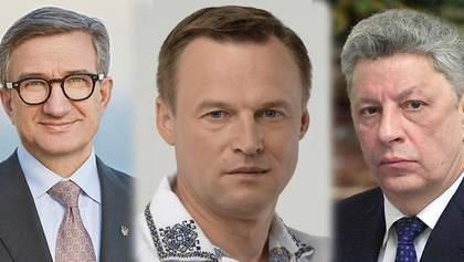 Хто з кандидатів в президенти підтримує дружбу з Росією