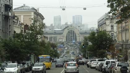 Як зміниться Вокзальна площа у Києві після реконструкції: порівняння