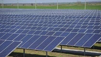 На Житомирщині збудують сім сонячних електростанцій
