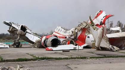 Смоленская катастрофа: эксперты из Британии обнаружили тротил на обломках самолета Качиньского