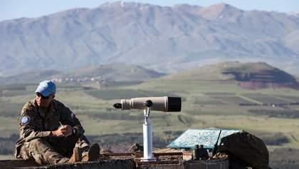 Украина считает Голанские высоты оккупированной Израилем территорией – МИД
