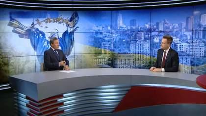За коррупцию расплачиваются граждане Украины, - Наливайченко