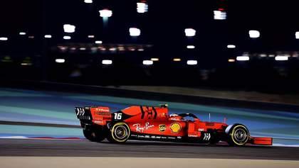 Формула-1: Леклер дещо неочікувано здобув поул на Гран-прі Бахрейну