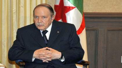 Президент Алжира собирается объявить о своей отставке