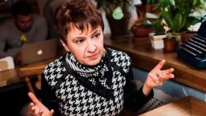 Битва телевізора з холодильником, – Оксана Забужко висловилася про результати виборів