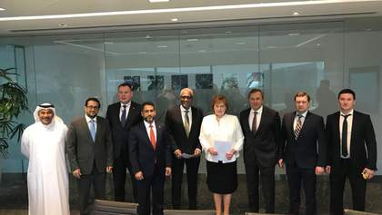 Інвестиції у 2 мільярди доларів: ОАЕ підтримали розвиток сонячних електростанцій в Україні