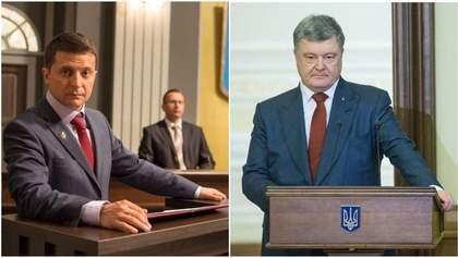 #Дебаты_Челендж: украинцы запустили в соцсетях флешмоб относительно президентских выборов