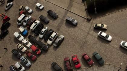 В крупных городах Украины появятся автоматизированные парковки