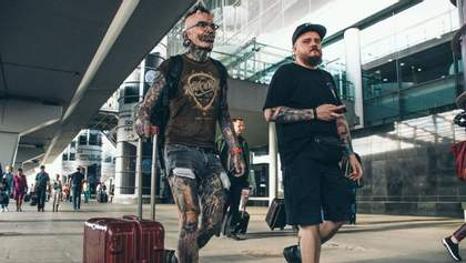 В Киеве стартовал фестиваль Tattoo Collection 2019: самые татуированные люди мира