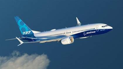 Boeing скорочує виробництво літаків 737 Max 8