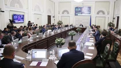 Украинские депутаты поссорились из-за выборов на согласительном совете