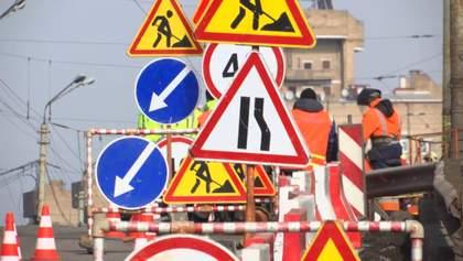 В Киеве на неделю перекроют проспект Победы из-за ремонта Шулявского моста