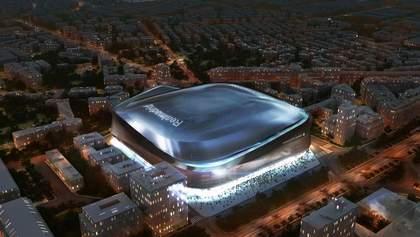 """""""Реал"""" взял большой кредит на реконструкцию """"Сантьяго Бернабеу"""": как будет выглядеть арена"""