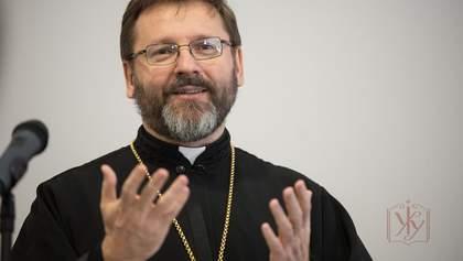 Не даймо нікому висміяти Україну, – глава УГКЦ звернувся до молоді щодо виборів президента