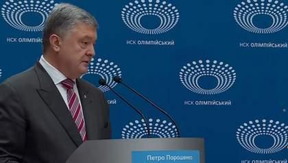 Порошенко заявив, що вже звільнив скандального контррозвідника Семочка
