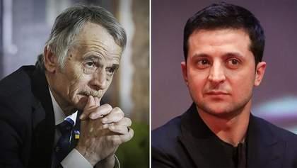 Чий Крим та що робити з Путіним: лідер кримських татар звернувся до Зеленського