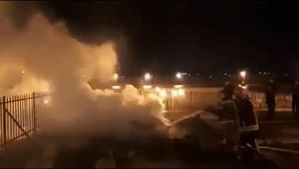Не лише Нотр-Дам: на Храмовій горі в Єрусалимі спалахнула пожежа