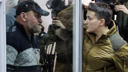 Інша реальність Порошенка, або Звільнення Савченко і Рубана як діагноз владі
