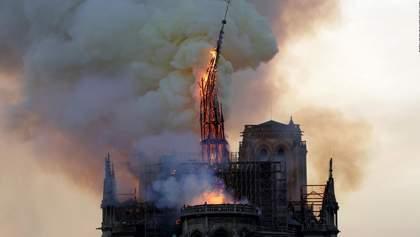 Франція оголосить міжнародний конкурс на реставрацію Нотр-Даму: який вигляд може мати Собор