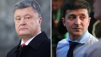 """Що штаби Зеленського та Порошенка не можуть поділити на """"Олімпійському"""""""