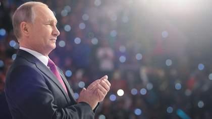 В России отреагировали на результаты экзит-пола на выборах президента Украины