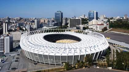 """Через дебати довкола стадіону """"Олімпійський"""" обмежать рух, а громадський транспорт змінить режим"""
