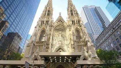 Нотр-Дам у Нью-Йорку: в США чоловік хотів підпалити місцевий собор
