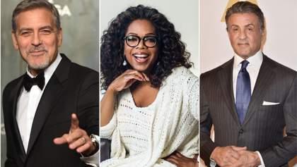 Сколько заработали: топ-10 самых богатых актеров 2019 года