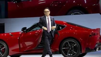 Toyota покращуватиме екологію в Китаї