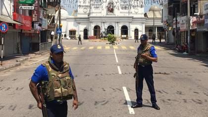 На Шрі-Ланці пролунав черговий вибух