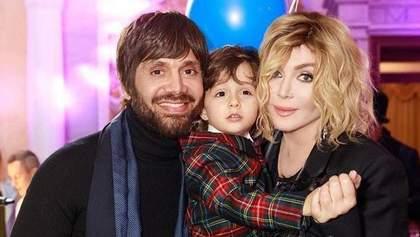 Ірина Білик похизувалась зворушливим знімком із 3-річним сином