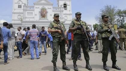 Теракти на Шрі-Ланці: служби безпеки попереджають про нові загрози