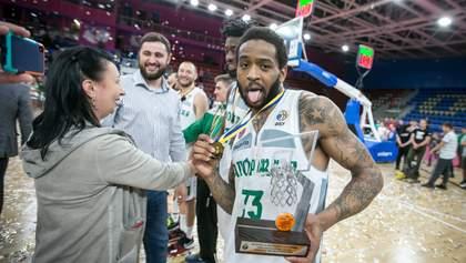 Назван лучший защитник и снайпер чемпионата Украины по баскетболу
