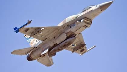 Израиль нанес авиаудары по целям ХАМАС
