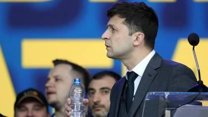 """""""На стадіоні"""": чому Зеленський вирішив провести дебати з Порошенком саме на НСК """"Олімпійський"""""""
