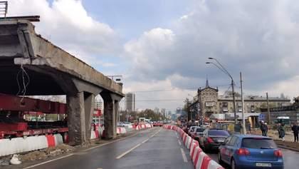 """Ремонт Шулявського мосту: АМКУ виніс підозру компаніям """"Укрбуду"""""""