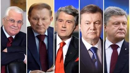 Не пели гимн, упал солдат и закрылась дверь: какой была инаугурация президентов Украины