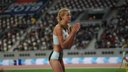 Украинки завоевали золото и серебро на первом этапе Бриллиантовой лиги