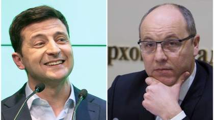 Парубій і Зеленський зустрінуться з лідерами фракцій: обговорять дату інавгурації