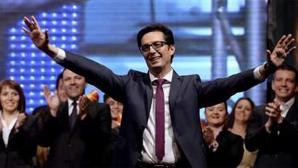 На президентских выборах в Северной Македонии победил прозападный кандидат