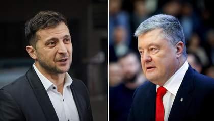 Зеленский или Порошенко: как выбирали украинцы в зависимости от возраста, образования и региона