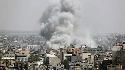 Палестинские боевики и армия Израиля договорились о прекращении огня