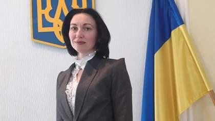 Главой Антикоррупционного суда в Украине стала Елена Танасевич
